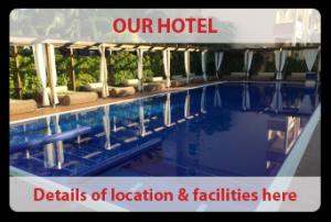 Pilates Retreats hotel